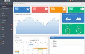 20 free u0026 premium bootstrap admin dashboard templates envato