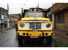 truck u0026 bus ford 63 colombia 1963 volqueta