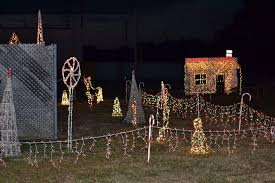 Candy Canes Lights Outdoor by Christmas Candy Cane Christmas Lights South Carolina Outdoor