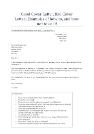 a good cover letter example image collections letter samples format
