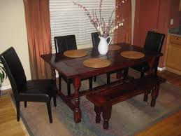 Farm Style Dining Room Sets - beautiful farmhouse dining table and chairs delightful tags black
