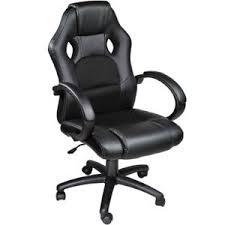 fauteuil siege baquet chaise fauteuil siège de bureau racing sport tissu baquet voiture