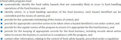 cft qld online food safety training courses