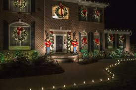 Outside Home Christmas Decorating Ideas Front Porch Christmas Decorating Ideas For Your Home Neave Decor