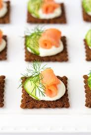 freeze ahead canapes recipes awesome goat cheese mousse and smoked salmon canapés a