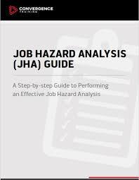 how to do a job hazard analysis 4 essential steps