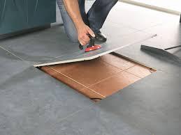 cuisine revêtement de sol cuisine pvc meilleures idées de