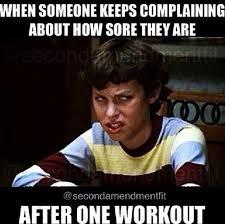 Friday Workout Meme - friday 8 4 17 collar city athletics