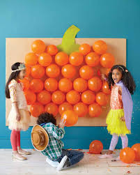 halloween birthday party ideas for kids pop goes the pumpkin
