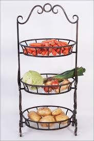 fruit basket stand kitchen corner countertop storage fruit basket stand fruit bowls