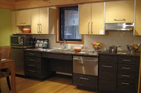 FabCab Builds Universal Design Prefabs For Aging In Place - Accessible kitchen cabinets
