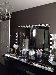 Lamp For Makeup Vanity Best 25 Makeup Vanity Set Ideas On Pinterest Makeup Vanity