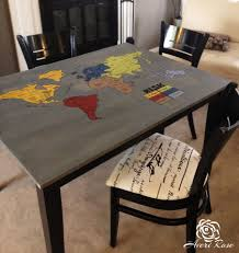 risk board game coffee table home table decoration