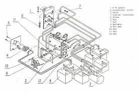 melex golf cart wiring diagram controller models 152 252