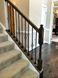 wrought iron stair spindles google search home repair