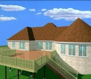 Free Online Landscaping Software by Basic Deck Design Software Deck Design Software Free Designer