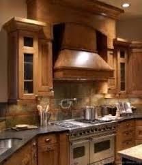 Sample Rustic Copper Linear Natural by Slate Tile Backsplash Bathroom Traditional With Master Nickel