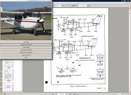 download cessna maintenance service repair manual cessna manual