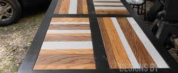 stained wood panels add a stunning touch to plain plywood panels designs by studio c