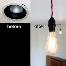 pendant lights that into can lights great recessed lighting pendant instant series 1 light brushed for