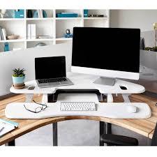 cubicle standing desks varidesk height adjustable desk
