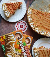 Pumpkin Toaster Strudel No Bake Pumpkin Spice Rolls Cheesecake Graciously Sweet