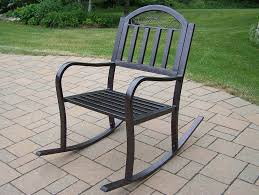 Rocking Chairs For Sale Oakland Living Rochester Tubular Iron Outdoor Rocking Chair