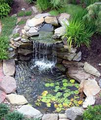 Backyard Flooring Ideas by Garden Design Garden Design With Waterfalls Backyard Ponds With