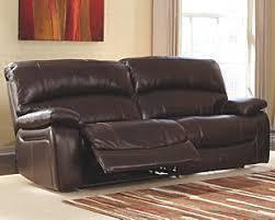 978 ashley furniture leather custom sofa home with regard to decor
