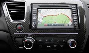 si ge auto b b dos la route 2013 honda civic si review front console screen map 2 800x600 800x480 jpg