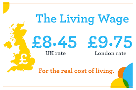 What Is Employer Mean What Is The Real Living Wage Living Wage Foundation
