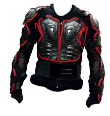 full motocross gear gp pro moto x enduro body armour protector jacket l xl amazon co