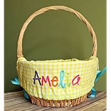 personalized easter basket liners personalized easter basket liner multi chevron stripe