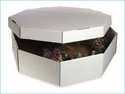 wreath storage box cardboard home design ideas