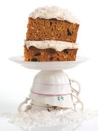 spiced pumpkin layer cake recipe epicurious com