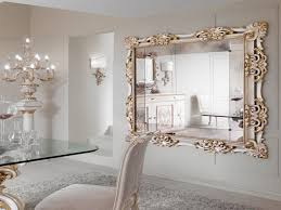 large decorative wall mirrors for bathrooms how to hang large
