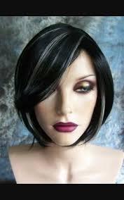 short styles for grey hair streaked i want to do this hair pinterest hair coloring hair style