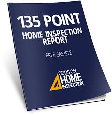 Canadian Home Inspection Checklist by Free Sample Home Inspection Report Odds On Home Inspection