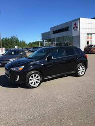 mitsubishi rvr interior used 2015 mitsubishi rvr gt gt in chicoutimi used inventory