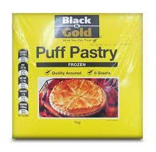 puff sheets pastry puff sheets 1kg packet evoo quality foods