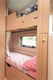 Caravan With Bunk Beds Guide To Family Caravans For Sale Practical Advice New Used