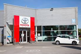 lexus parts liverpool toyota dealership merseyside johnsons toyota