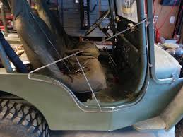 jeep trailer build willys m38 build