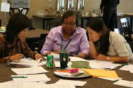 carnegie works on new approaches for teaching math in community