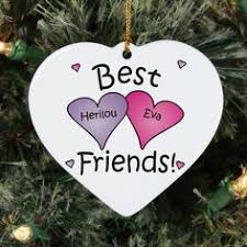 nuts about best friend ornament round u003e peanut best friends