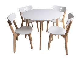 table de cuisine 4 chaises pas cher table 4 chaises pas cher stuffwecollect com maison fr