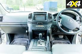 toyota land cruiser interior 2017 rv creations u0027 land cruiser 200 series review 4x4 australia