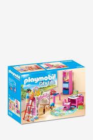 chambre d enfant playmobil commander maintenant en ligne chez globus ch playmobil city