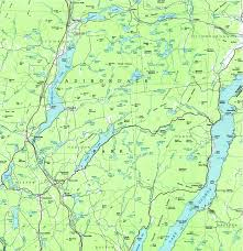 Adirondack Mountains Map Usgs Digitized Map Project Nearly Complete The Adirondack Almanack