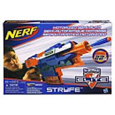 nerf terrascout nerf n strike elite stryfe blaster hasbro toys
